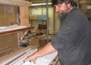 Plantation shutter repairs